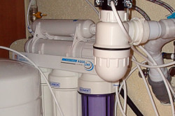 Выбор системы обратного осмоса и фильтров