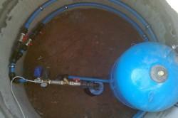 Резервуар для слива