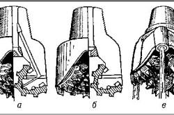 Системы очистки забоя скважины и охлаждения долота