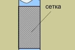 Конструкция копьевидного наконечника