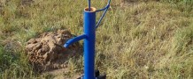 Как забить трубу для абиссинской скважины?