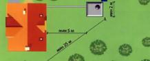 Расстояние от выгребной ямы до скважины и другие важные требования